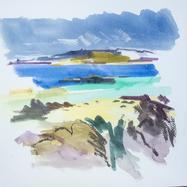 North Beach – Iona
