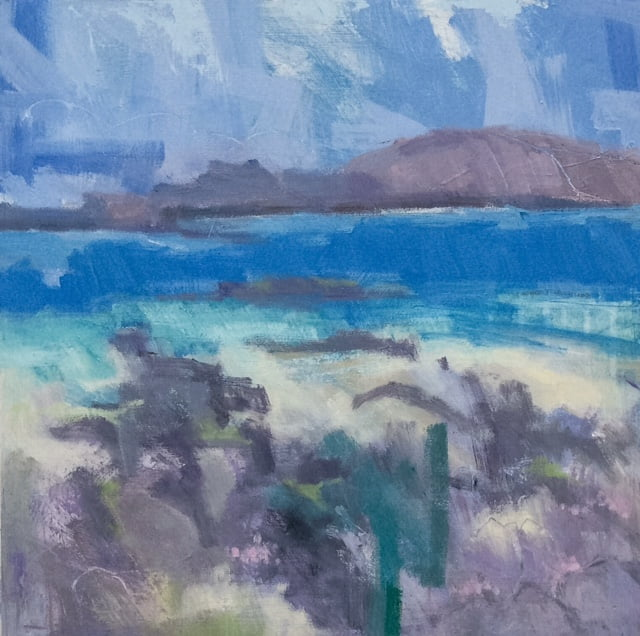 Towards Mull – Iona (Sold)