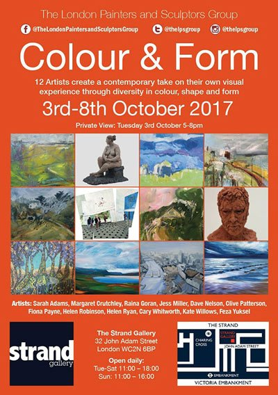 Colour & Form Exhibition