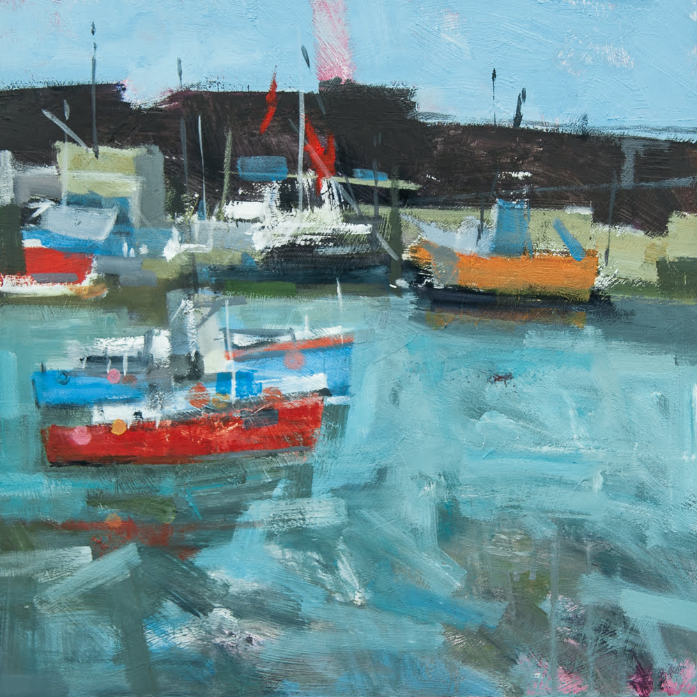 Cornish Port – 4 (sold)