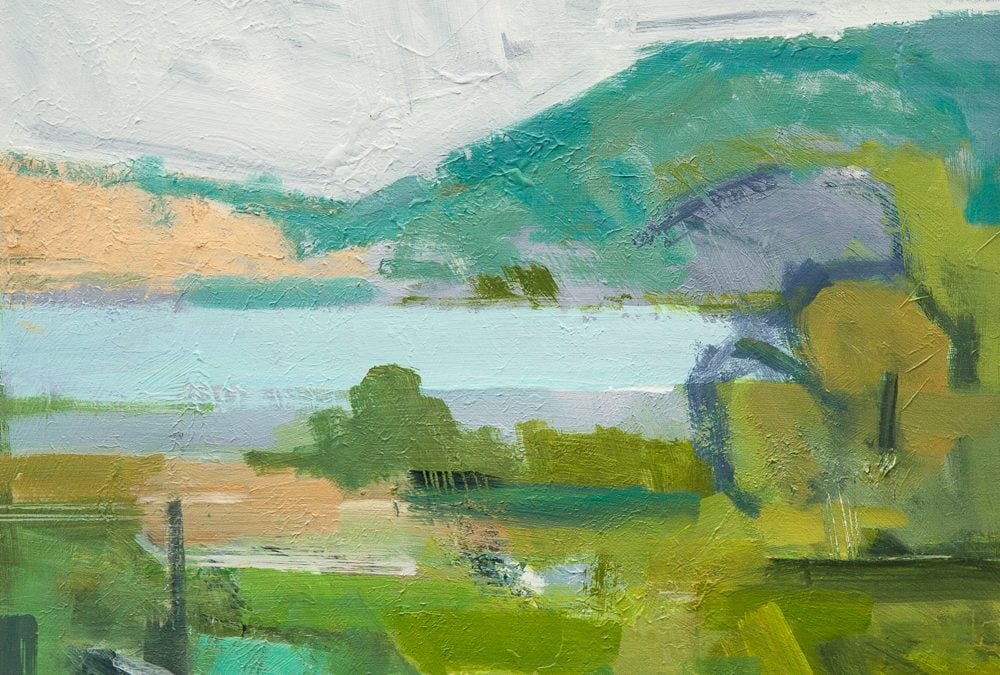 Across Derwent Water