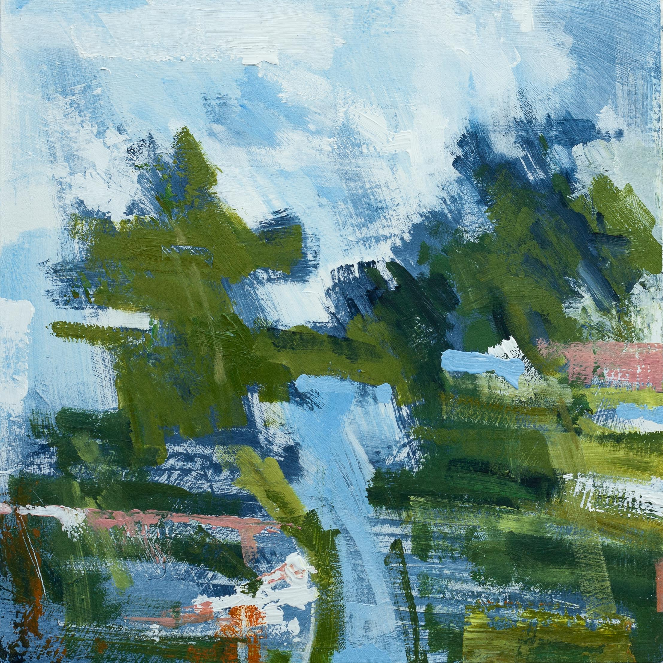 River Structures – 2 (Sold)