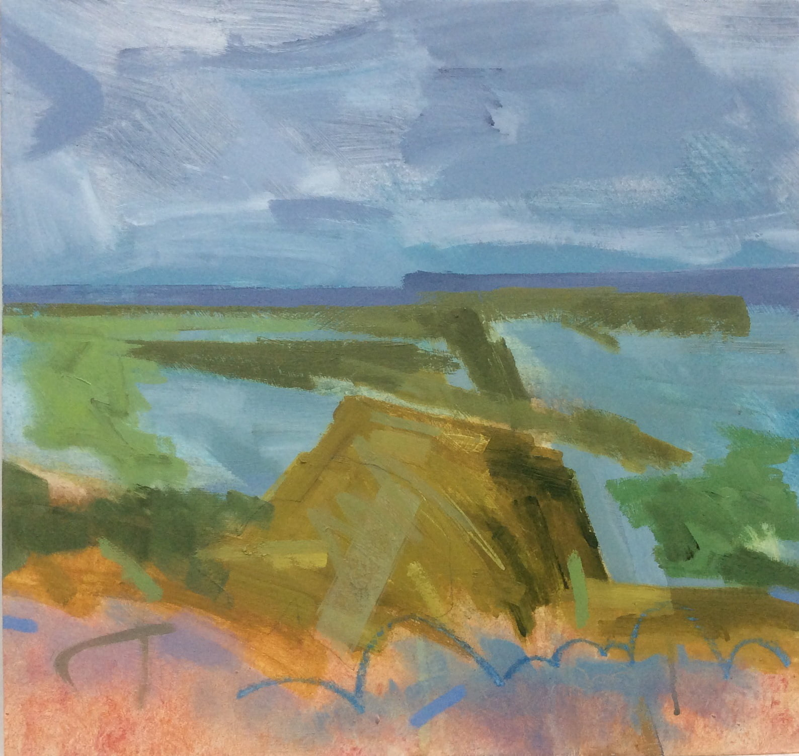 Wetlands – (Sold)