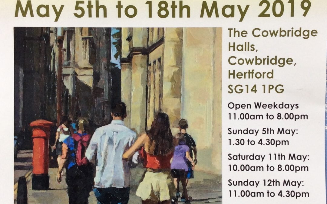 The 67th Hertford Open Exhibition