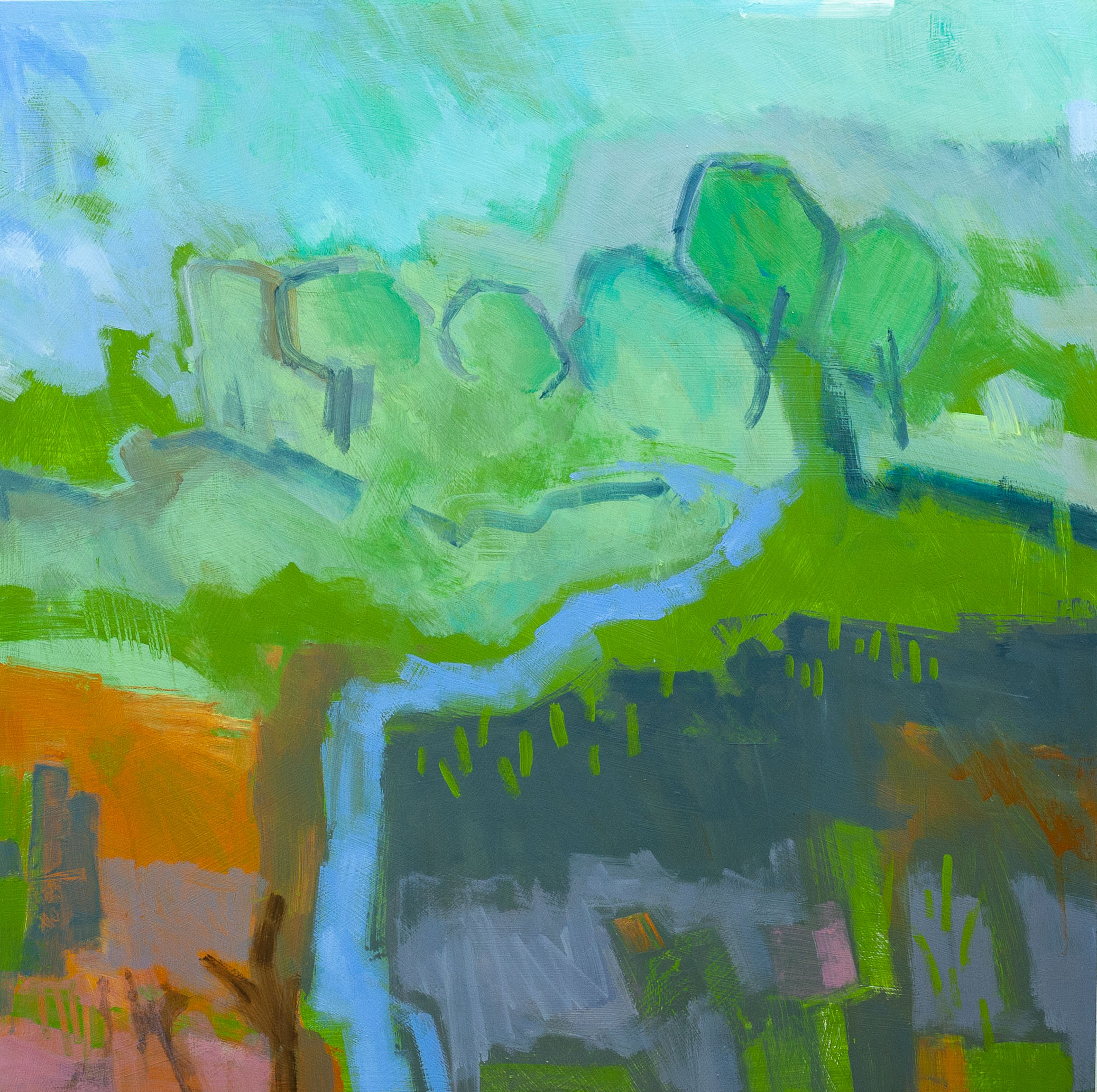 Blue River – 1