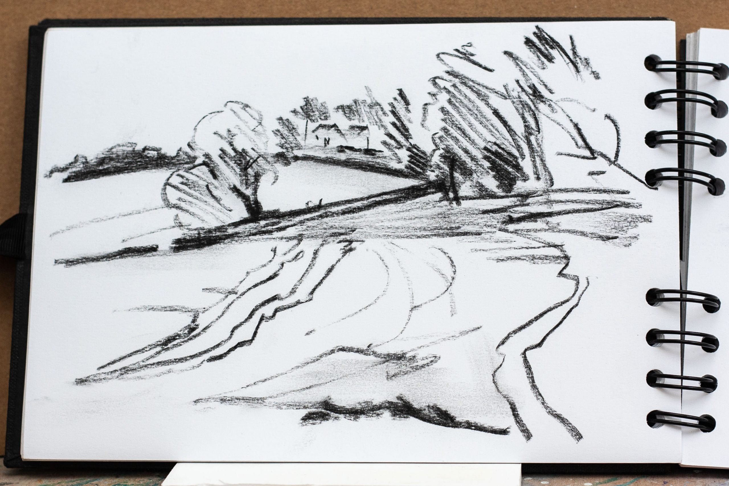 Highfield Sketches 1
