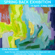 'Spring is Back' – A new painting exhibition in St Albans