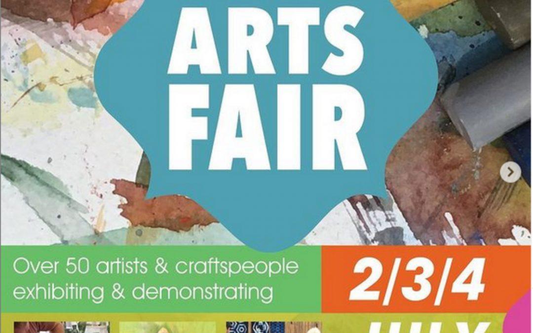 Childwickbury Arts Fair 2021